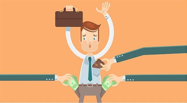 Mzda a plat: kdy vám je můžou snížit