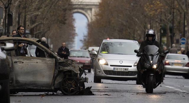 Střední třída v ulicích. Kapitalistická revolta ve Francii