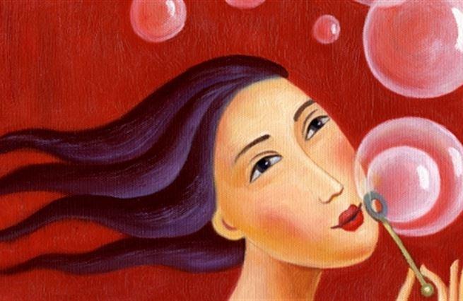 Z denní nabídky bublin vybíráme…