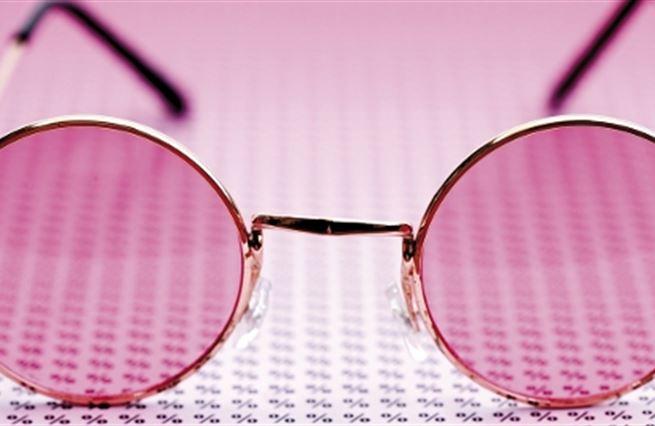 Akcie: Mají investoři růžové brýle?
