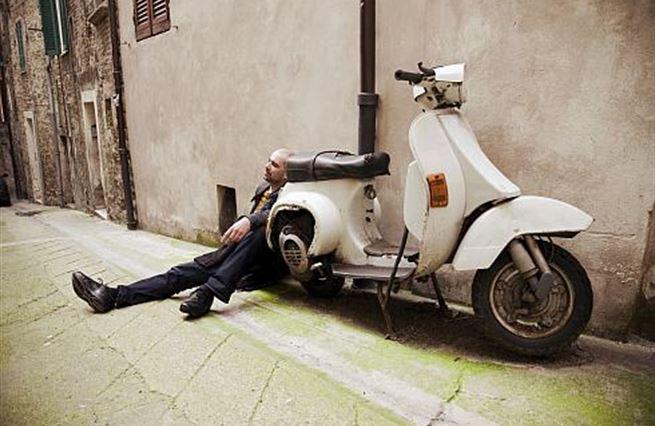 Itálie, náš vzor