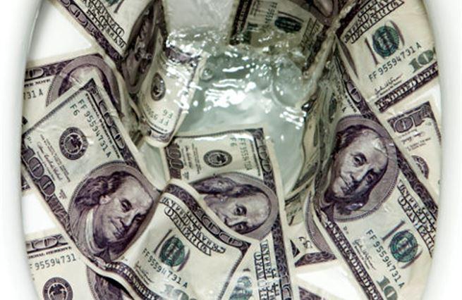 Konec dolarového standardu