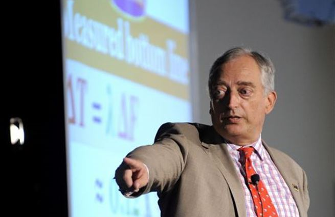 Lord Christopher Monckton: Evropa míří vstříc katastrofě