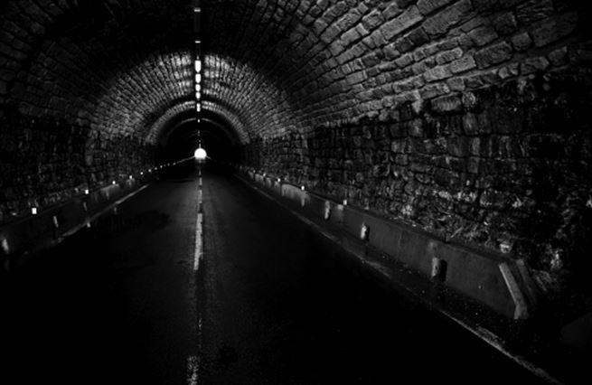 Tunel na penze?
