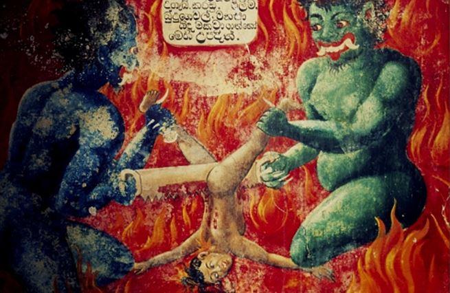 Stvořte si své vlastní peklo!