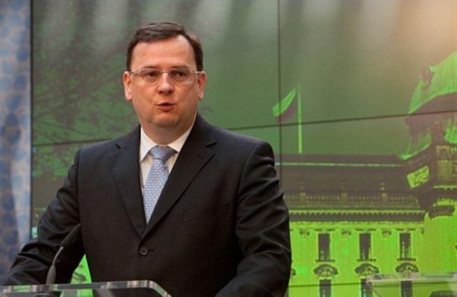 Tajný projev premiéra Nečase k vyhazovu ministra Pospíšila