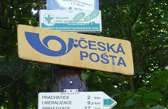 Anketa: Prodat Českou poštu?