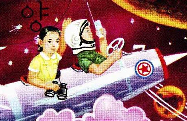 Severní Korea: Potři imperialistu! Třeba pojišťovacím podvodem