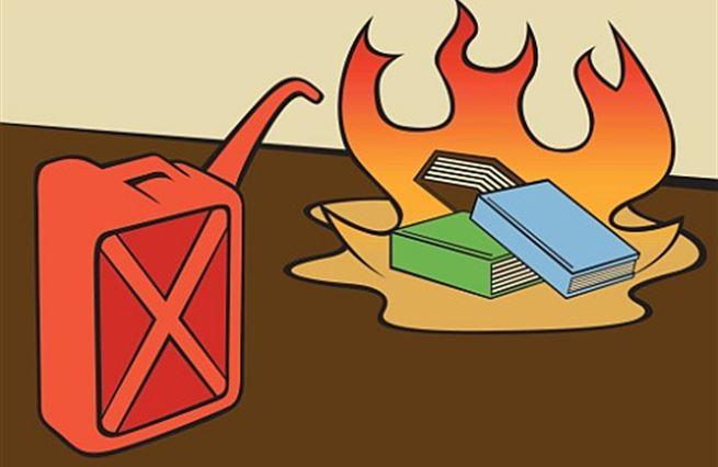 Konec a začátek knihy