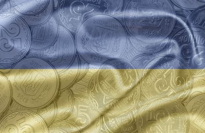 Ukrajinská revolta optikou peněz