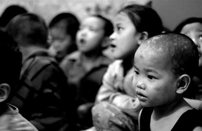 Mezi barmskými uprchlíky