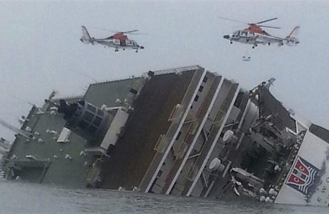 Za tragédii trajektu Sewol může neoliberalismus