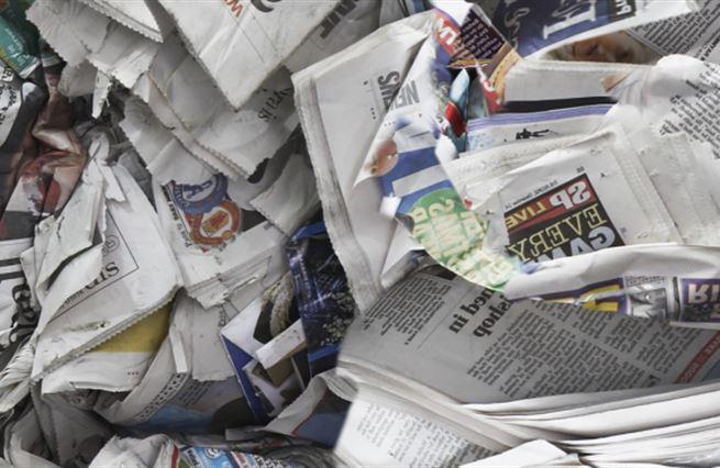 Papírový odpad: Většinu vědeckých článků prý nikdo nečte