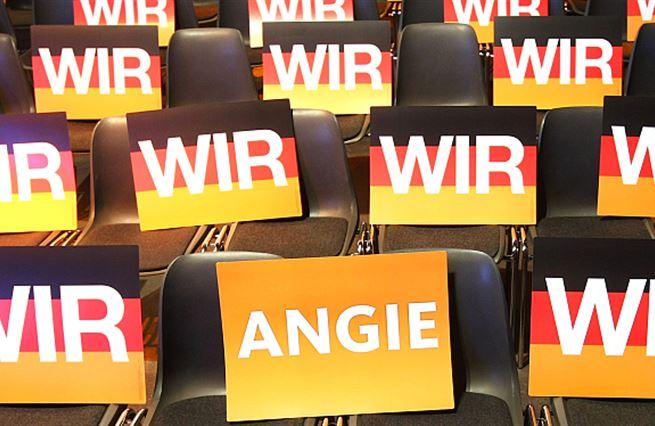 """Bramboračka """"Mutti"""" Merkelové Němcům šmakuje"""