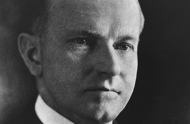 Calvin Coolidge: Prezident, který si nepostavil pomník