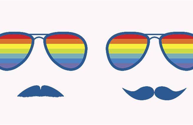 Zavři oči a mysli na gay index