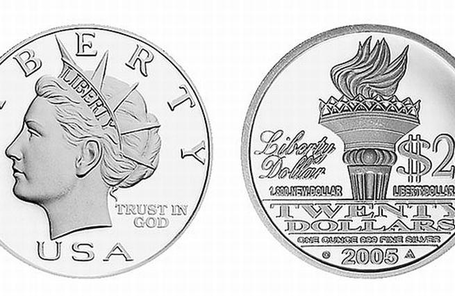 Alternativní měny: E-gold, liberty dollar