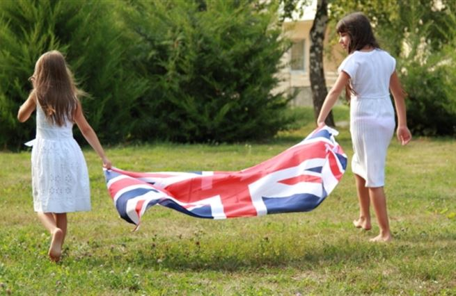 Británie na cestě za dobrodružstvím