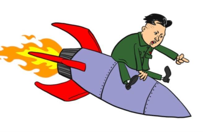 Pozitivní zprávy: Severokorejská střela zemřela hlady