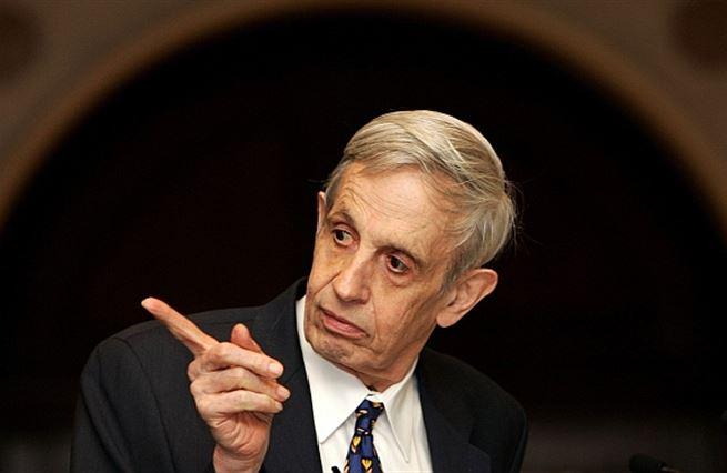 John Nash: Ekonomové jsou jako bolševici. Zastírají pravdu