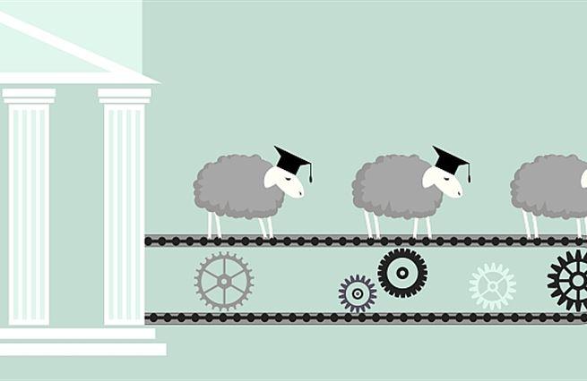 Ať neskončíte jako ovce s vyznamenáním
