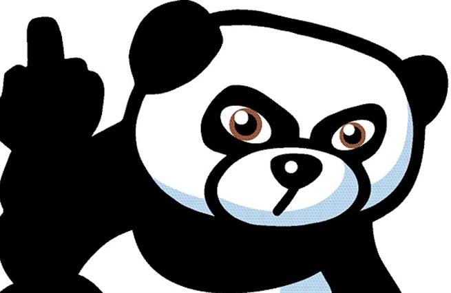 Panda sem, Krnda tam