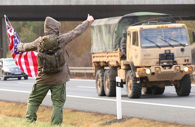 Trocha kontextu k Trumpovi, NATO a Německu