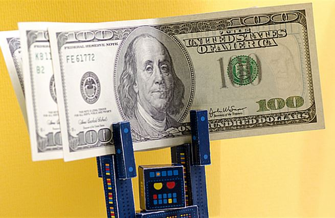 Až roboti budou platit daně…