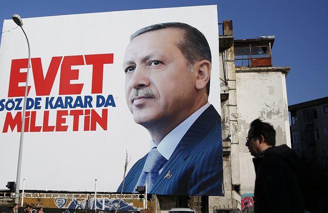 Válka sultána Erdoğana
