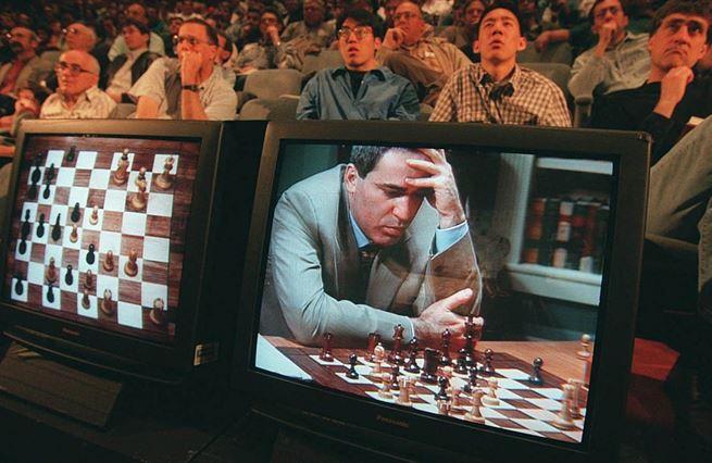 Jak IBM skalpovala Kasparova
