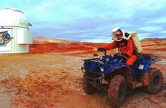 Marsonautka