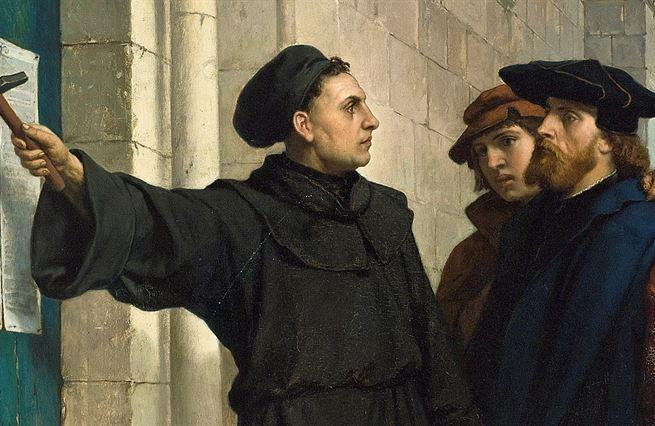 Svět bez Luthera