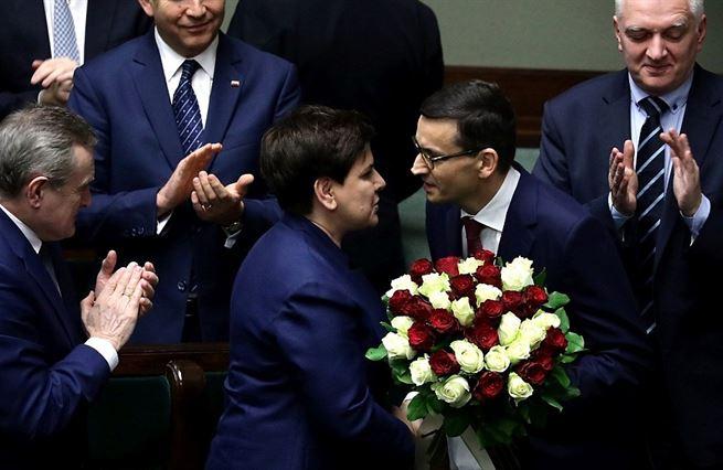 Na velké plány potřebuje nový polský premiér velké peníze. I ty od Unie
