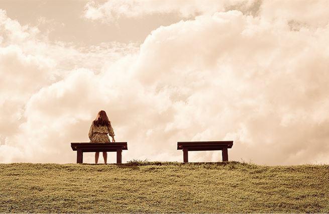 Abyste mohli být s druhými, musíte umět být sami se sebou