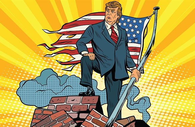 Trumpův chaotický svět