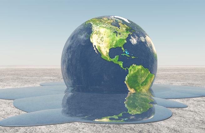 Až moc horko kolem globálního oteplování