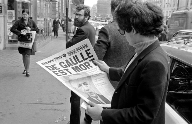 De Gaulle by Britům řekl Non