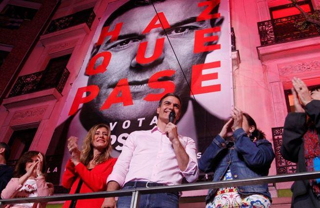 Vítězové a poražení španělských voleb