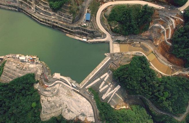 Vodní svět za čínský úvěr