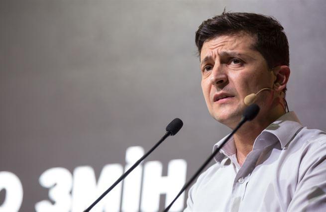 Komik a jeho svět. Volodymyr Zelenskyj ovládnul Ukrajinu totálně