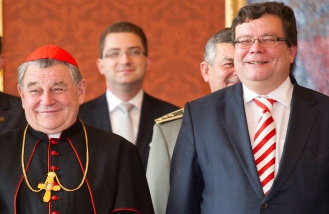 Katolíci a stárnoucí androši. Dvě podoby českého konzervatismu