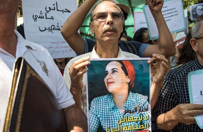 V Maroku zavřeli novinářku. Spala prý se svým snoubencem a šla na potrat