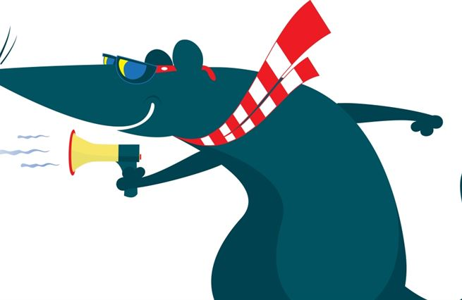 Česká myš řve na digitální Ameriku