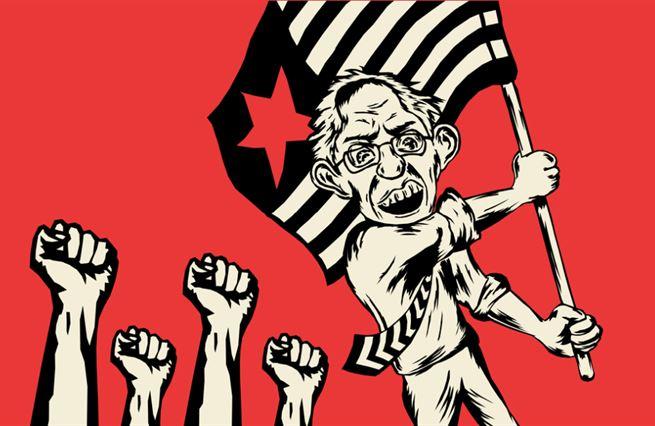 Americe by slušela sociální demokracie, ne Sandersův socialismus