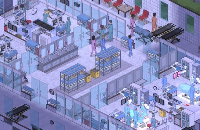 Gynekologii jsme v naší nemocnici nechtěli. Tak si ji fanoušci přidali sami