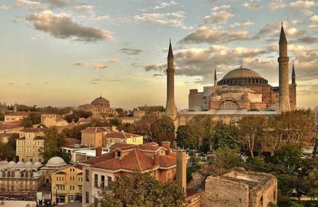 Bitva o Hagii Sofii. Turci chtějí z chrámu znovu mešitu