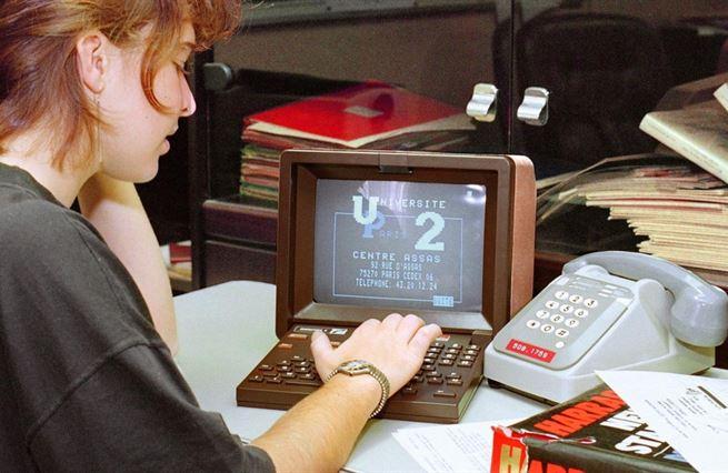 Minitel: Francie znala online porno i nákupy už v 80. letech