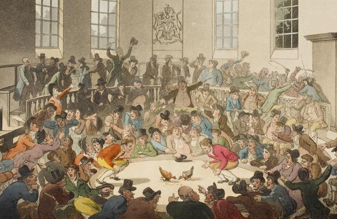 Nechali to na kapitalistech. Klikatá historie britského víkendu
