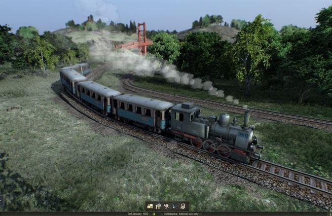 Mashinky: Jan Zelený obnovuje slávu her na železniční magnáty