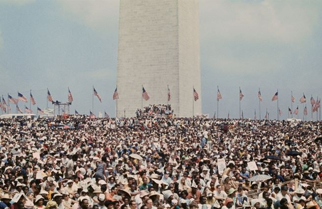 Tři pochody na Washington. King je mrtev, ať žije jeho pochod chudých